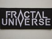 """""""Fractal Universe"""" Patch"""