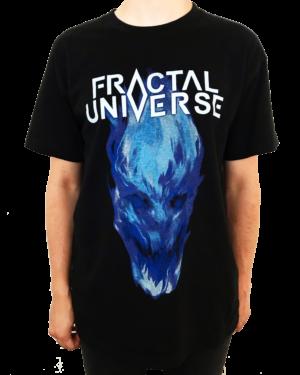"""""""Blue Skull"""" T-Shirt"""