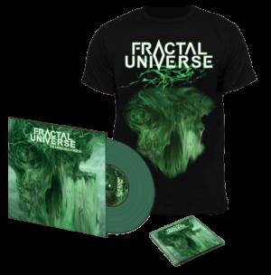 """Bundle: """"The Impassable Horizon"""" T-Shirt + LP + CD"""