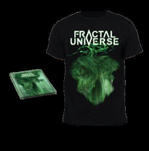 "Bundle: ""The Impassable Horizon"" T-Shirt + CD"