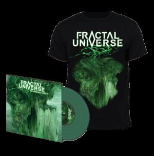 """Bundle: """"The Impassable Horizon"""" T-Shirt + LP"""