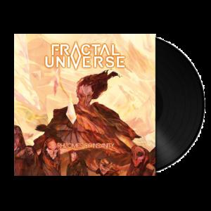 """""""Rhizomes of Insanity"""" Black LP"""